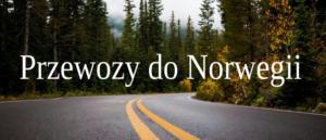 Przewozy do Norwegii
